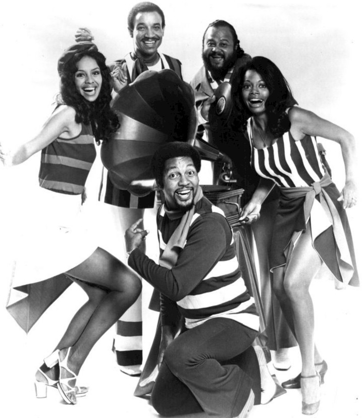 The 5th Dimension: Workin' On a Groovy Thing