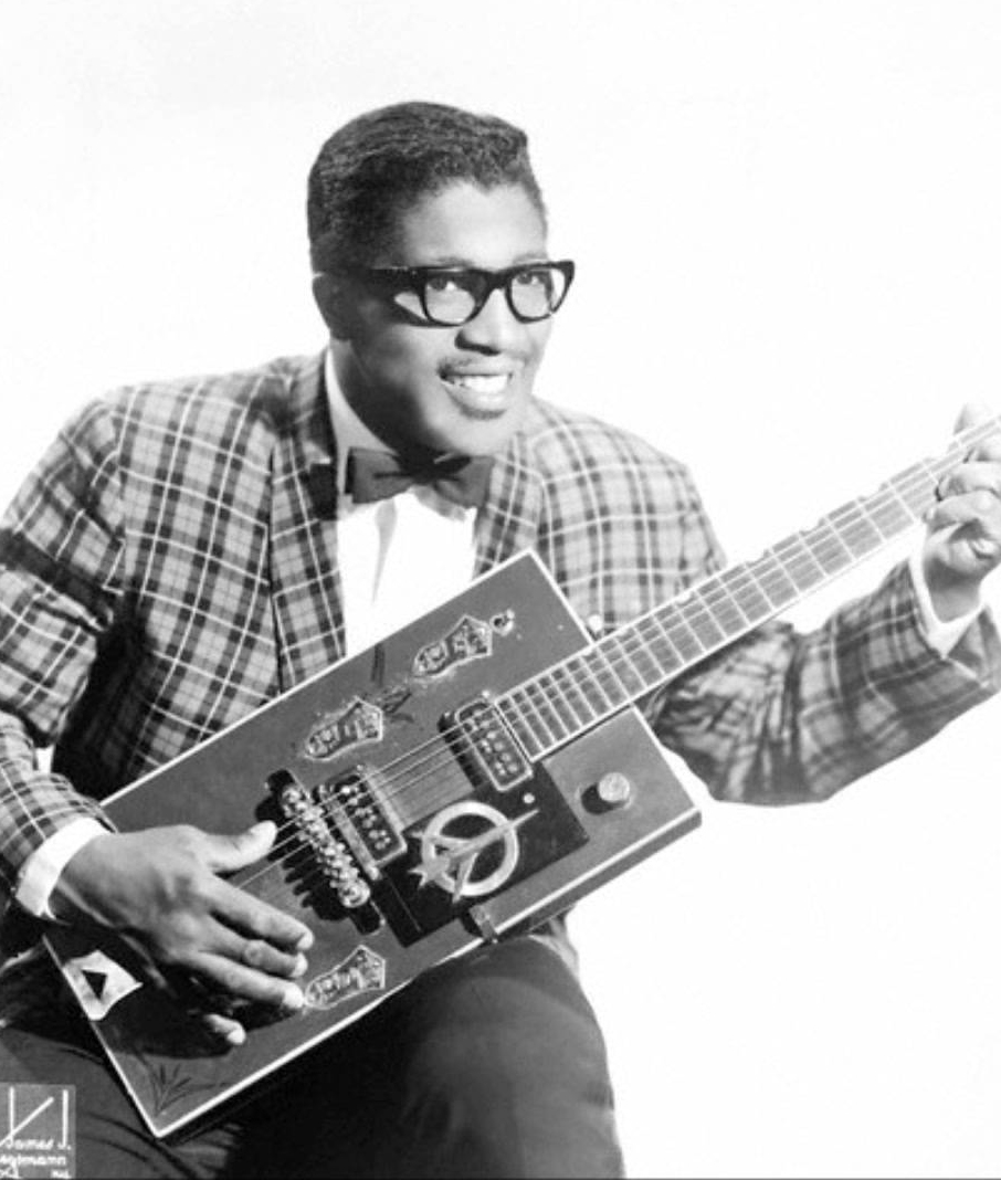 Looking back with Bo Diddley (2002)