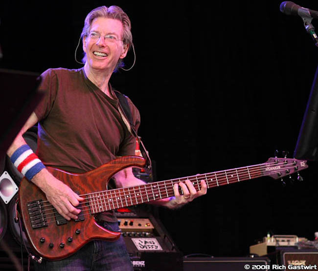 'The wire is life': A conversation with Phil Lesh (2006)