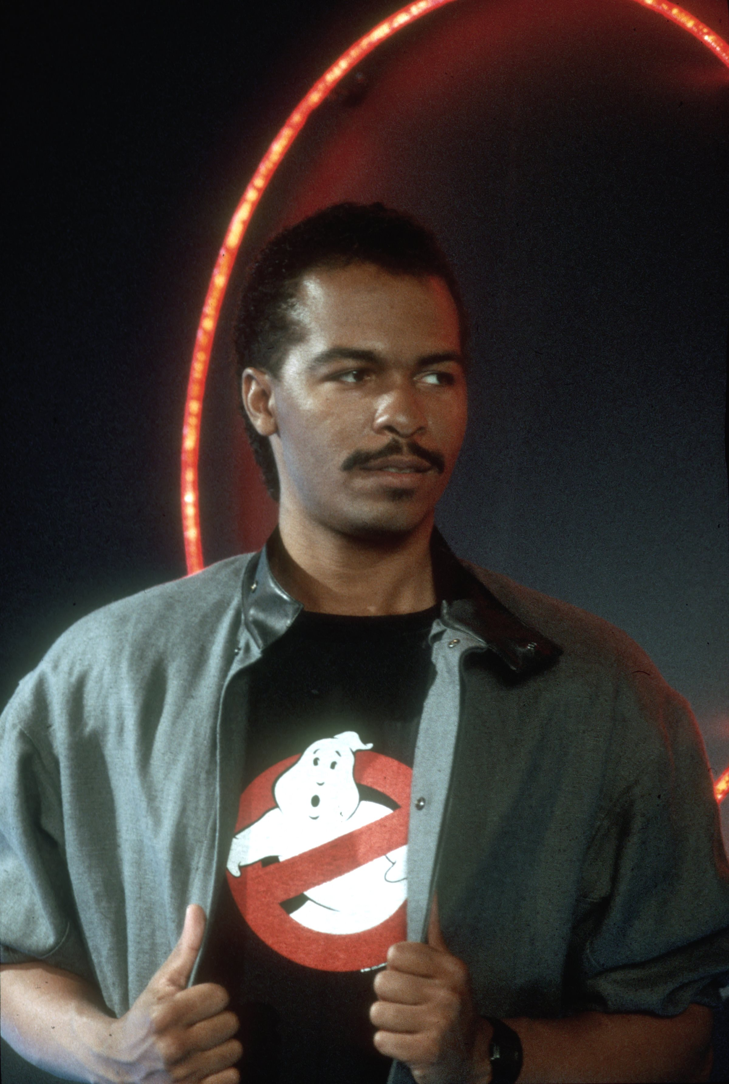 Who you gonna call? Ray Parker Jr.