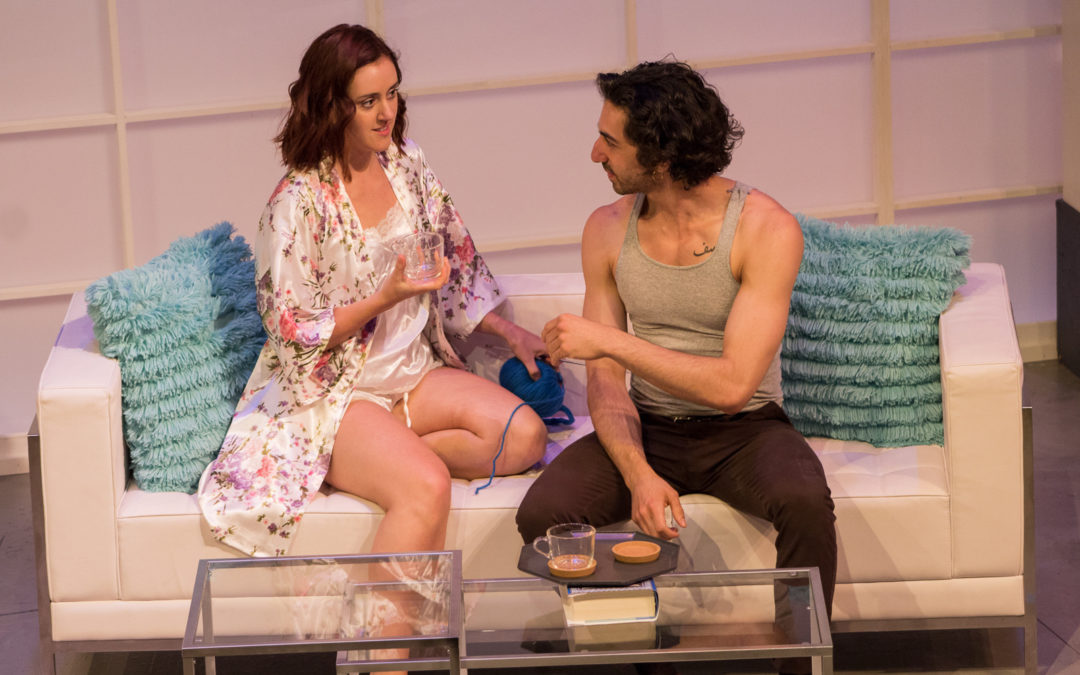Review: 'Strait of Gibraltar' at American Stage