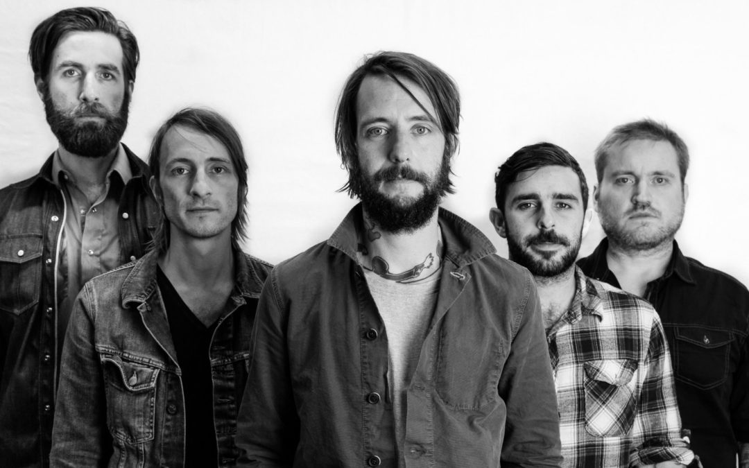 Interview: Ben Bridwell of Band of Horses (2011)
