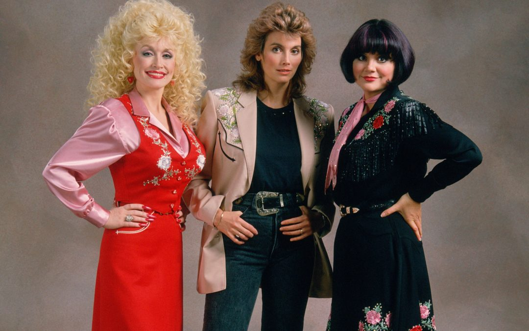 'It was an act of Dolly': The real story behind the 'Trio II' album