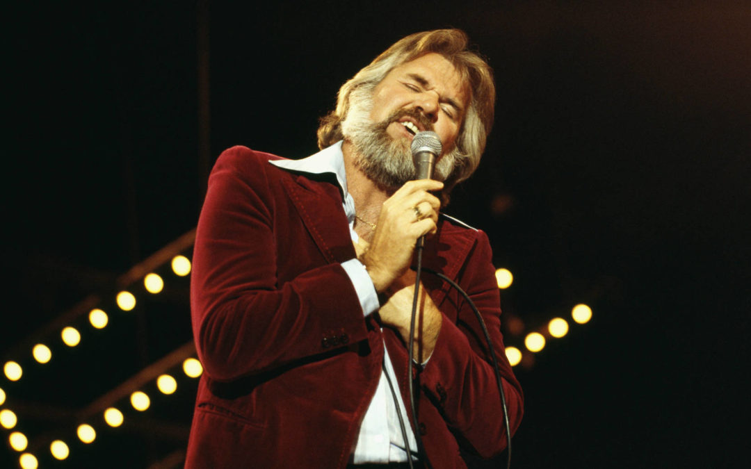 Kenny Rogers: Built to last