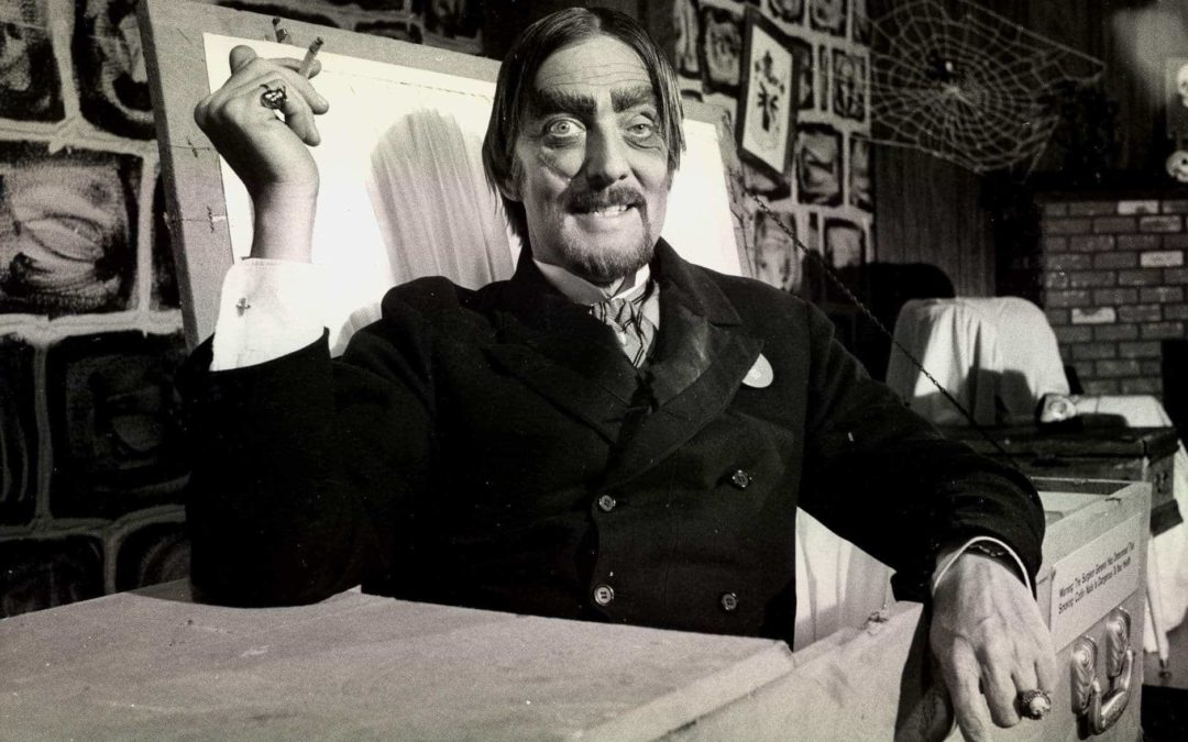 The life and legend of Dr. Paul Bearer, St. Pete's 'master of scare-emonies'