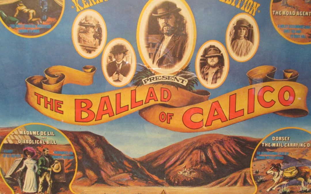 Oral history: 'The Ballad of Calico' by Kenny Rogers and the First Edition