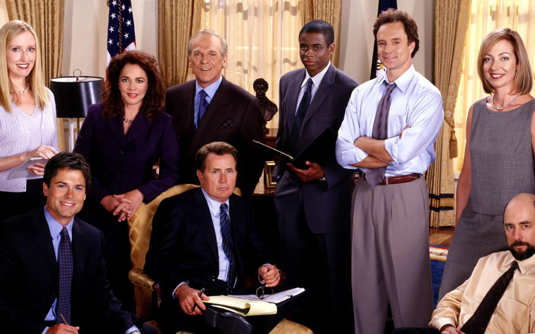 Out of Office: 'The West Wing' says goodbye