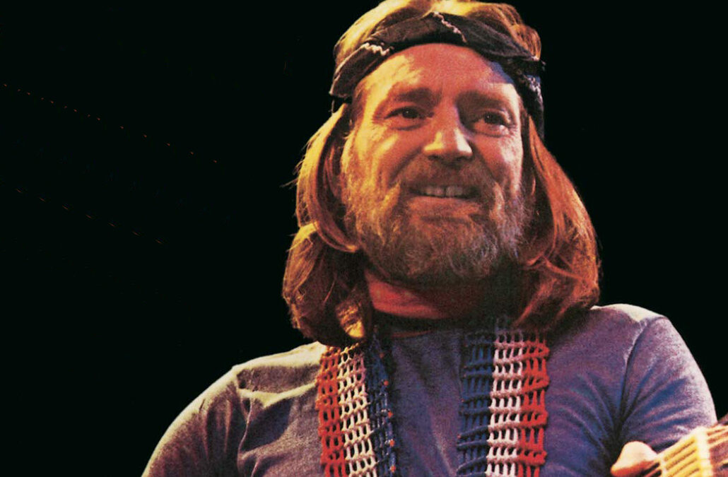 Willie Nelson Funny How Time Slips Away Bill Deyoung Dot Com